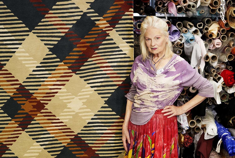 Vivienne Westwood Para The Rug Company La Tempestad